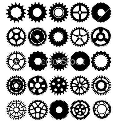 gears cogs free illustrator - photo #11