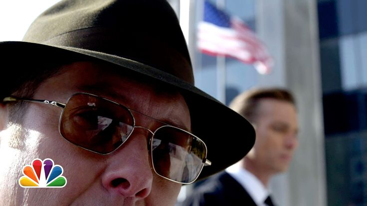 The Blacklist...am loving this show. James Spader is a great villain.