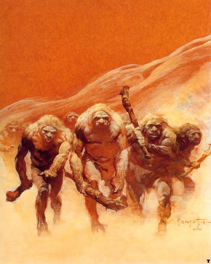 Frank Frazetta Art | Frank Frazetta Paintings, Art, Pictures, Gallery 790
