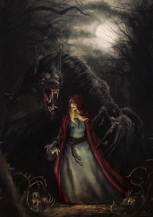licántropo, hombre lobo