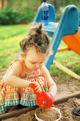 When a wandering cat decides to play in your child's sandbox, he might leave an unpleasant, wet or smelly surprise behind. This poor potty etiquette increases your child's risk for diseases and can trigger a bug infestation. To avoid this, take effective steps to make the sandbox unappealing to cats.