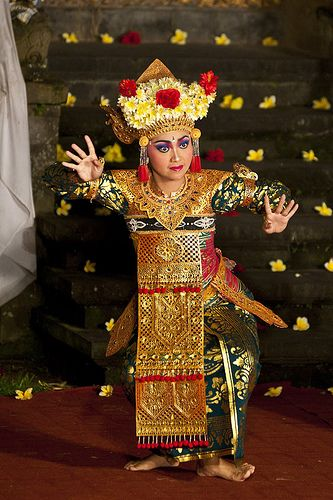 Bali Dance- Legong Keraton