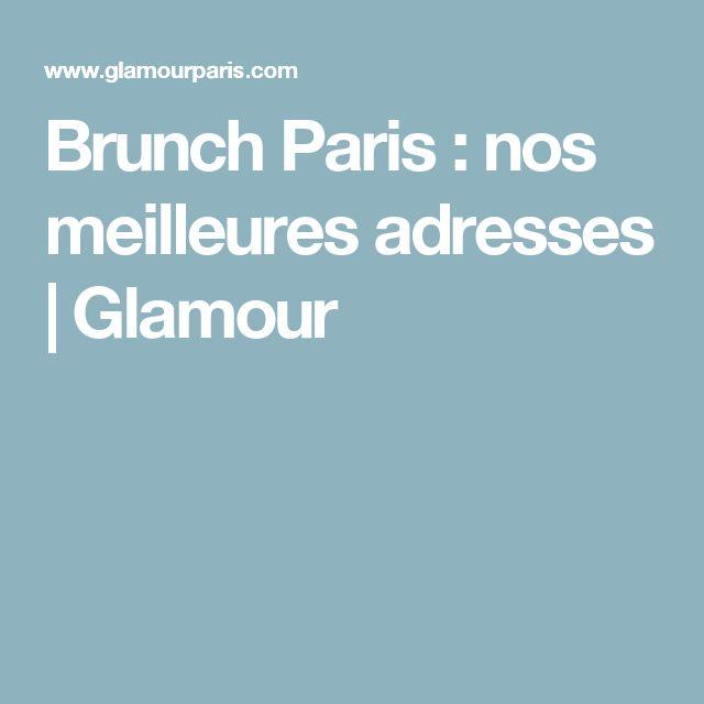 Brunch Paris : nos meilleures adresses | Glamour