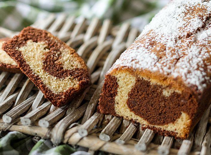 Συνταγή για Marble Cake