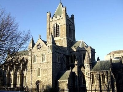 Art Christ Church Cathedral travel-and-places