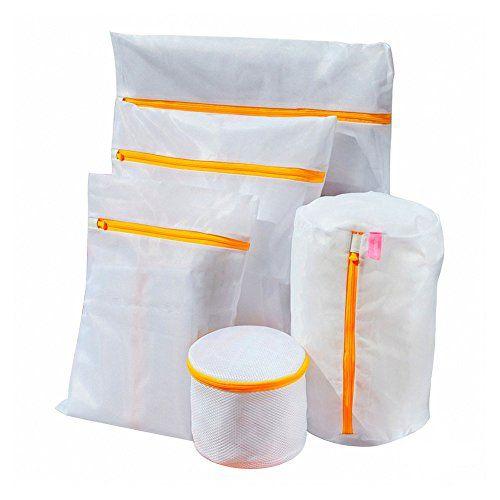 Amazon Goldbox Mesh Laundry Bag For Washing Machine Delicates At