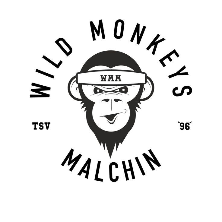 Basketball Team Logo Monkey by Daniel Schuh ESPIAT.com