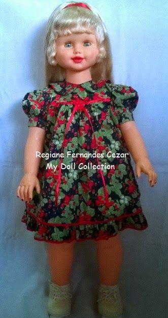 Boneca Rosaura, Jesmar, década de 90 #muñeca #Rosaura #Jesmar