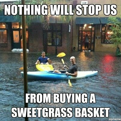 Even the sometimes bothersome #flooding in #Charleston can be made fun! #LiveCHS