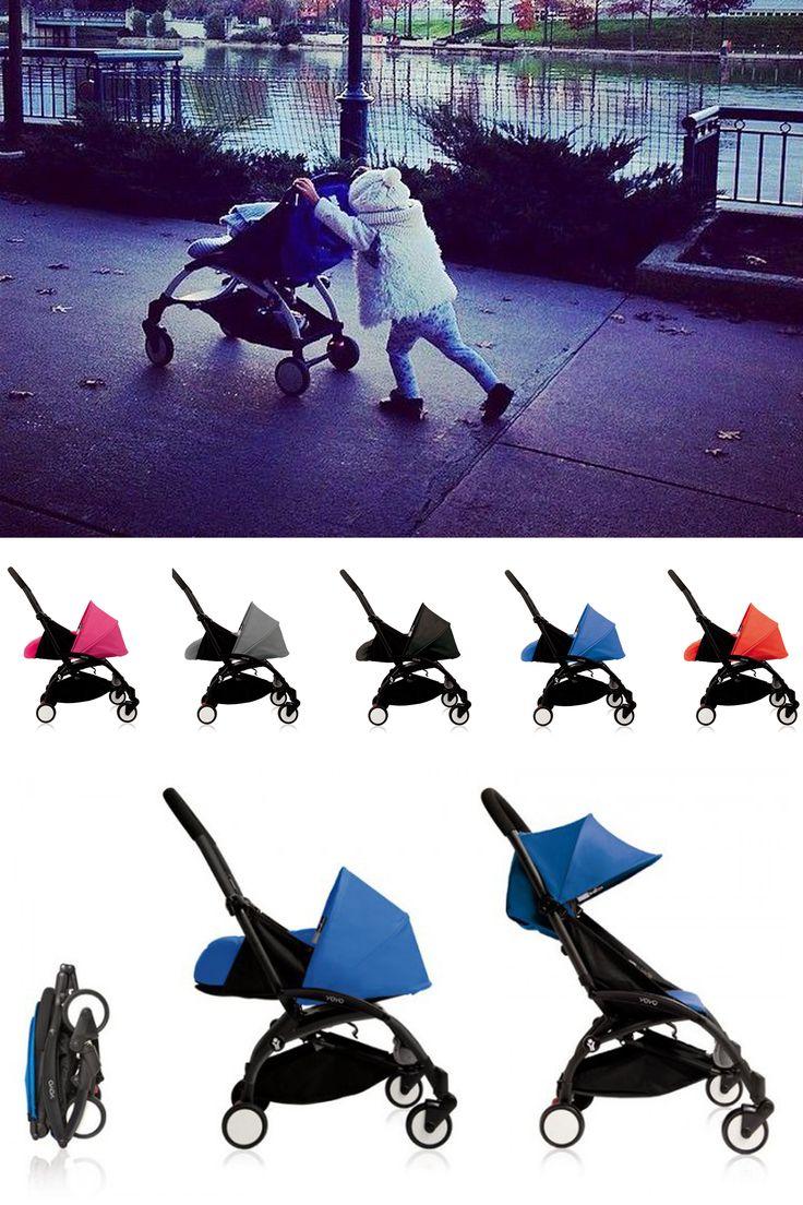 Een strak design en veel gebruiksvriendelijke opties, dat zijn de kenmerken van de Babyzen Yoyo. Je kunt de buggy met één hand in- en uitklappen en ook met één hand besturen. De buggy is voorzien van een zachte aandrijving van de voorwielen om schokken op te vangen. Dankzij het verende frame en de verstelbare zitposities zit of ligt jouw kindje als een echte prins(es) in deze buggy. De handige mand maakt het winkelen met de Babyzen Yoyo comfortabel. Er zijn 2 versies, de Yoyo +0 en de Yoyo…