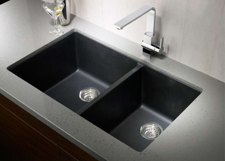 Granite composite sinks have similar qualities to granite but are more durable, easier to maintain, and less expensive. Learn more in our 3-minute guide.