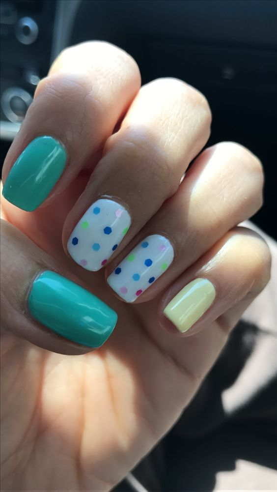 35 beautiful nail art ideas you have to try pinterest solutioingenieria Gallery