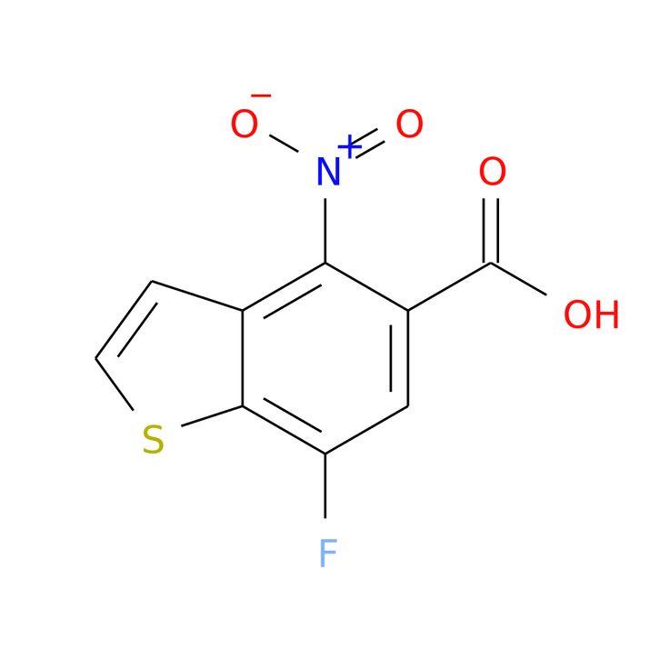 7-FLUORO-4-NITROBENZOTHIOPHENE-5-CARBOXYLIC ACID is now  available at ACC Corporation