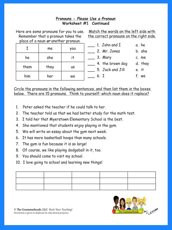 pronoun worksheet images pronouns worksheet packet teaching pinterest pronoun worksheets. Black Bedroom Furniture Sets. Home Design Ideas