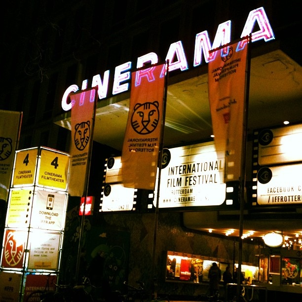 Cinerama cinema