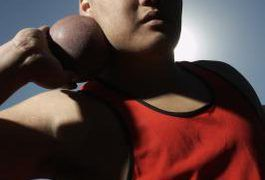 The discus is one of the two most commonly-featured throw events in track and field, along with the shot put, because discus equipment is relatively inexpensive, and the throw can be performed on the same field as the shot put. The discus throw uses your entire body to generate momentum leading into the release of the discus. It requires strength...