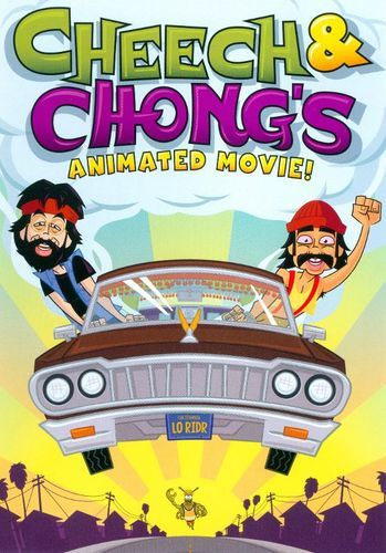 Cheech and Chong's Animated Movie! [DVD] [2012] in 2018 | Products | Pinterest | Movies, Cheech and chong and Movie posters