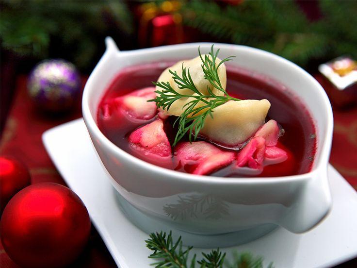 Polonya –Uszka; Bizdeki mantının farklı soslar ile servis edilen halidir.