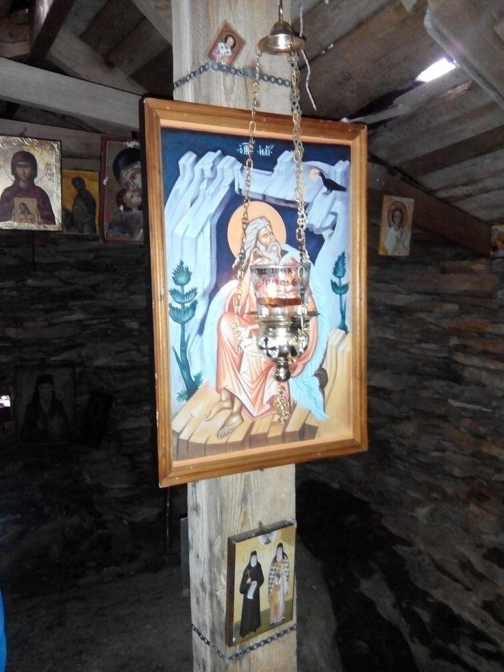 Προφήτης Ηλίας Οροπέδιο Μουσών Olympos Mountain