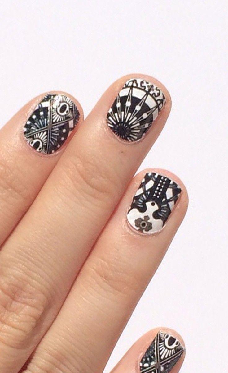 Nail Art Community Pins