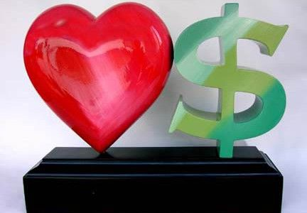 Who you choose as your life partner will be THE most important financial decision you'll ever make. This article discusses the pitfalls of mixing Love and Money and gives tips on how to avoid them.