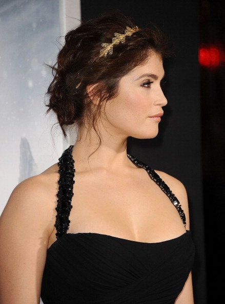 Gemma Arterton: OMG ITS FAKE RACHEL WIESZ!!