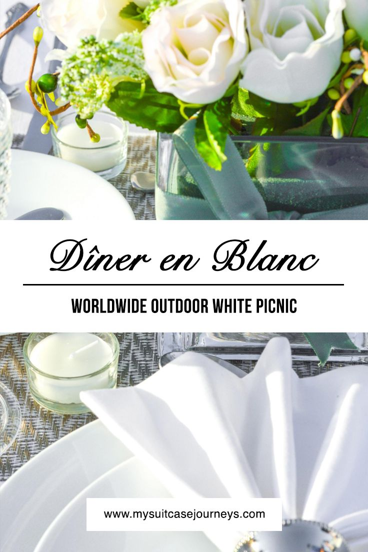 How to attend the world's biggest white-themed picnic in Vancouver, Canada!