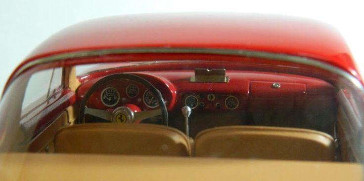 S48 Ferrari 250 GT Coupè Boano 1956 Limited edition 50 pcs - V12 Sportmodels