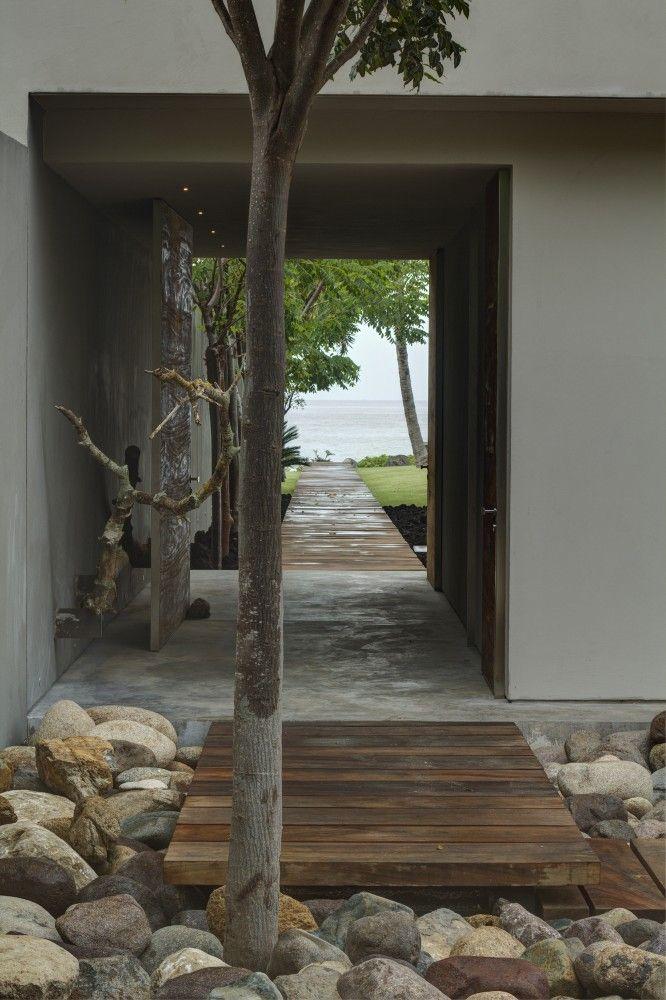 Casa La Punta , Punta Mita, Nayarit, Mexico - Elías Rizo Arquitectos