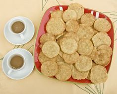 Ciasteczka z kaszy manny