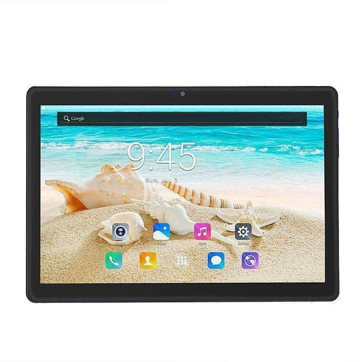 4G Tablet PC Android 7.0 Dual IMEI 4G Support Octa Core CPU 2GB RAM 10.1 Inch HD Display 6000mAh WiF