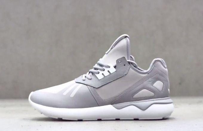 Adidas Tubular Low Grey