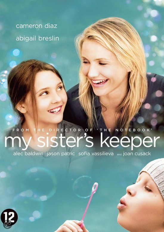 My Sister's Keeper-definite must see, tear jerker of a movie. If you watch anything, watch this movie.