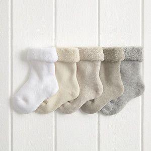 Neutral Socks - Pack of 5