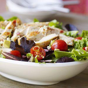 Chicken Cobb Salad | MyRecipes.com