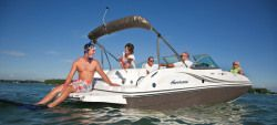 New 2013 - Hurricane Deck Boats - SD 217 I/O