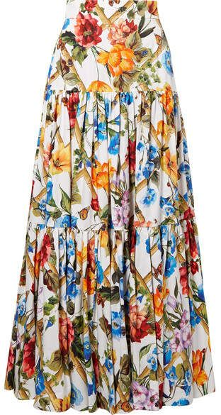 09112ed8c9bf4a ShopStyle | CLOTHES I ❤ in 2019 | Floral skirt outfits, Skirts ...