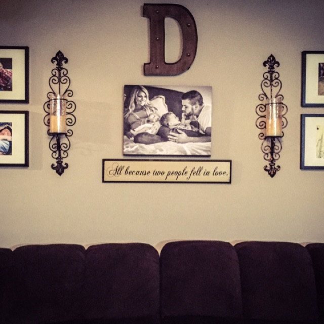 Get 20+ Over couch decor ideas on Pinterest without signing up - living room wall decorations