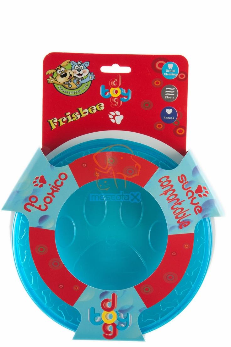 Estimula su juego con este maravilloso Frisbee que Mascotax.Co tiene para tu mejor amig@.    Es suave con sus dientes, resistente y lo mas importante, no es toxico.  Disponible en Color Azul  $28.000