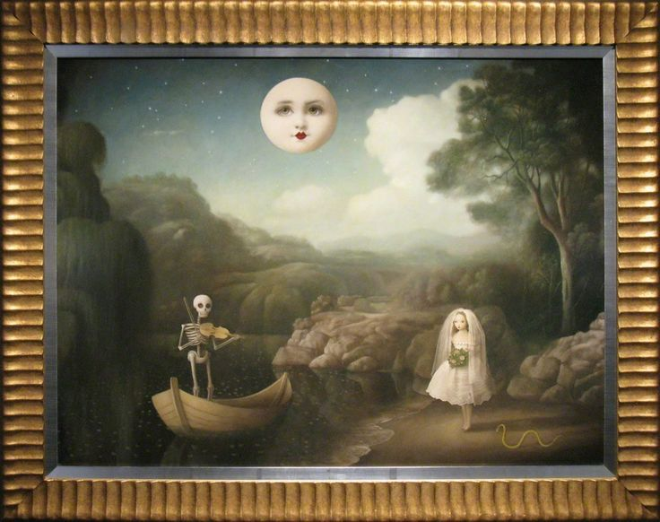 Stephen Mackey, The Bride Of the Lake, 2013, ARCADIA CONTEMPORARY