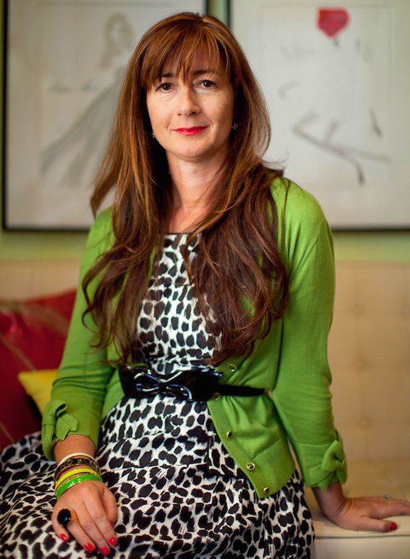 Deborah Lloyd: Creative Director and President of Kate Spade New York. Previously under Banana Republic and Burberry before coming to Kate Spade in 2008.