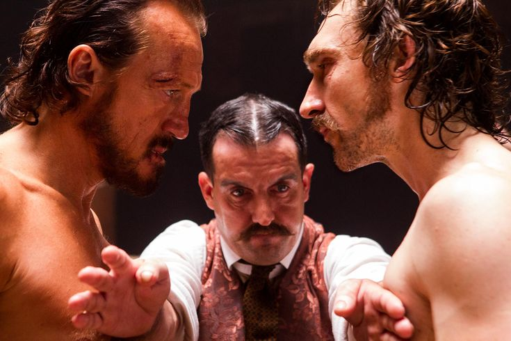 Ripper Street : Jerome Flynn and Joseph Mawle
