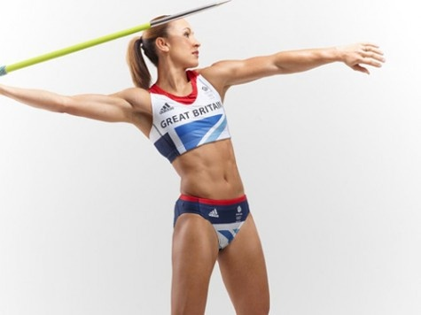 Jessica Ennis - Olympic Champion London 2012