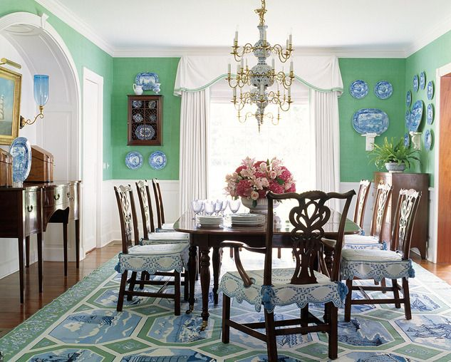 80 best anthony baratta diamond baratta images on pinterest for Light green dining room
