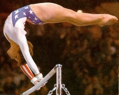 mary lou retton is an awesome gymnastics role model for me :)