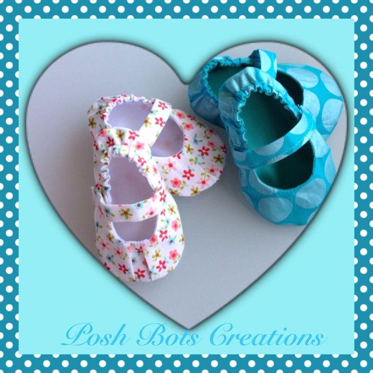Handmade baby shoes $18