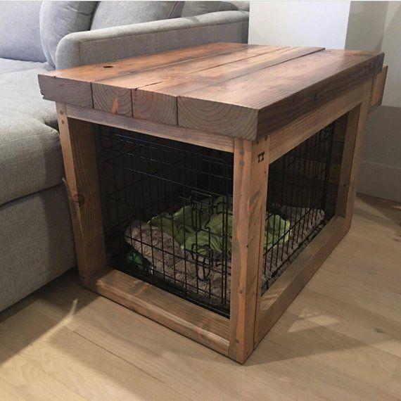 Dog Crate Furniture, Dog Crate Wooden Furniture