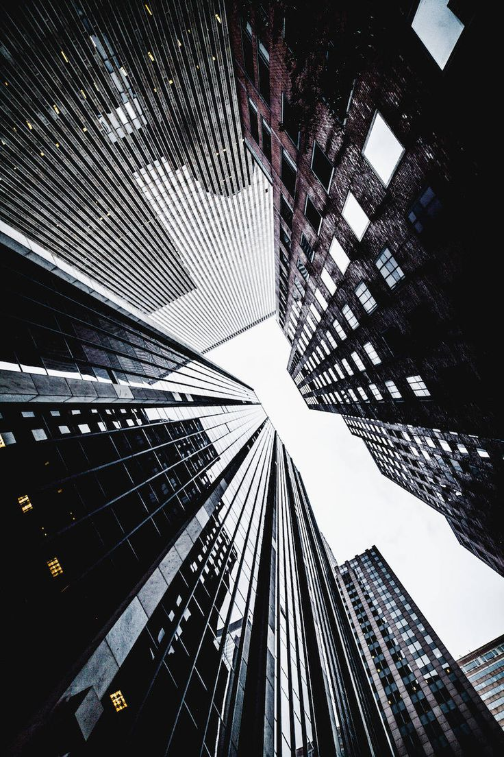 Amazing Nature & Cityscapes Photography by Antonio Jaggie – Fubiz Media