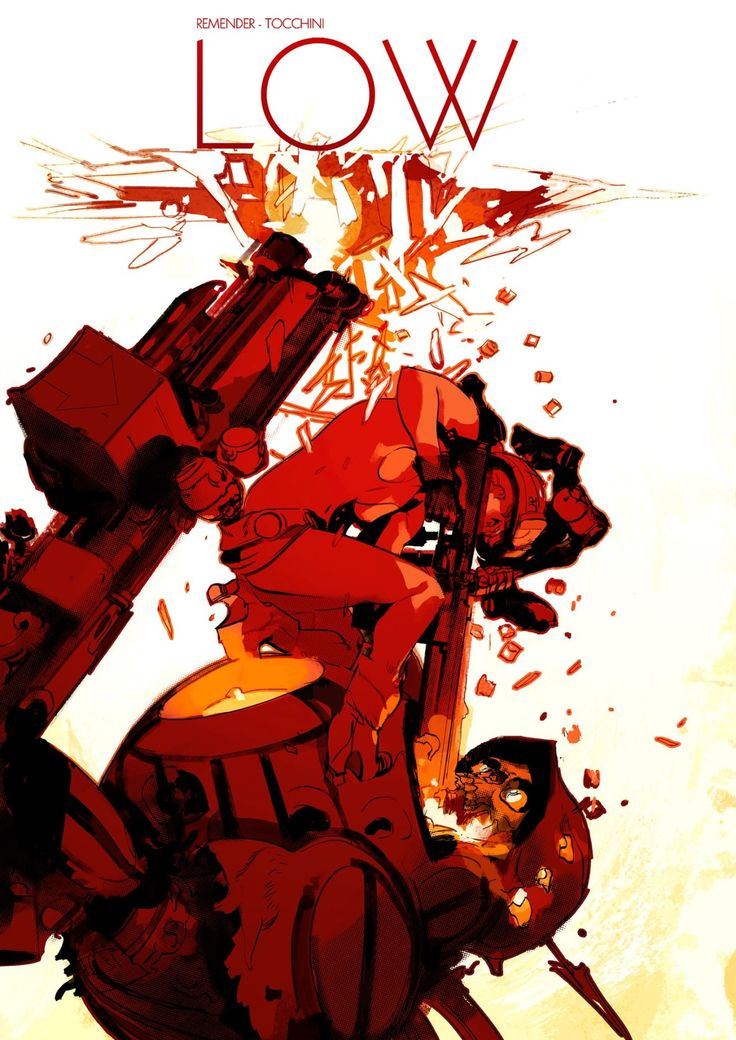 Low by Greg Tocchini *