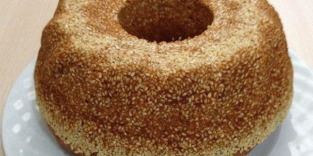 Tahinli ve Susamlı Kek Tarifi – Tahinli ve Susamlı Kek Nasıl Yapılır?